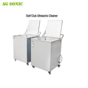 China Ultrasonic Golf Club Washer With Thermostatically Control System And Counter on sale