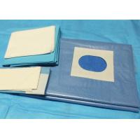 Cardiovascular Split Disposable Surgical Drapes Safety Heart Absorbent Materials
