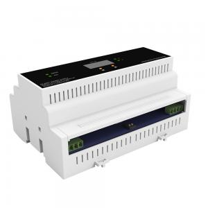 China 24V DC Power Supply Lighting Control Module Smart Home Din Rail Enclosures on sale