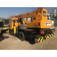 Hino Carrier Used TADANO TS-75M 7.5 ton Crane Made in japan Right Drive