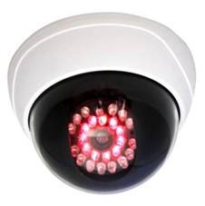 China Indoor Plastic Mock Security Dome Cameras with infrared lights DRC63 on sale