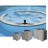 Commercial Hot Water Heat Pump From 7KW - 82KW High COP Air Source Heat Pump