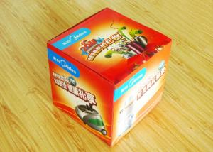 China Spot UV Disposable UV Coating Home Appliance Paper Packaging Colored Corrugated Boxes on sale