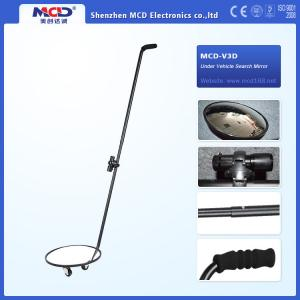 China Lightweight Adjustable swivel Under Vehicle Inspection Camera With LED Flashlight on sale