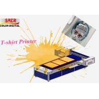 China 8 Pieces Ricoh GH2220 Print Head T Shirt Printing Machine With Pigment Ink on sale