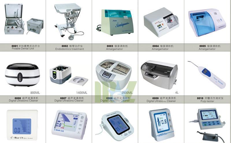 MSLDU15 electric dental chair unit Options equipment a