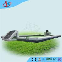 Huge Inflatable Boxing Ring For Rent / Safe Inflatable Amusement Park