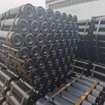 Easy Assemble Disassemble L200mm Mining Conveyor Roller
