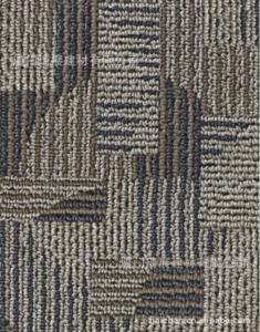 China Solid Carpet Luxury Vinyl Tile Flooring Anti-slip Waterproof PVC Resin on sale