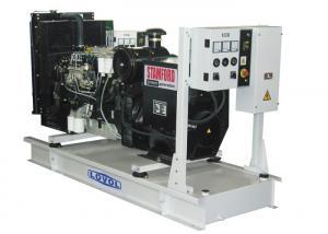 China Generadores 25kva - 150kva de Foton Lovol del motor diesel para el uso industrial supplier