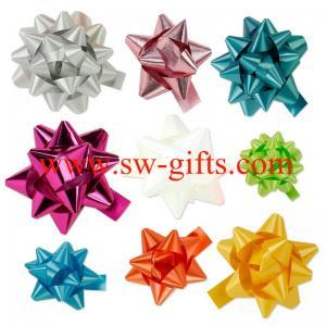 China Gift wrapping ribbon & bow, paper raffia Ribbon Egg, Raphia paper cord on sale