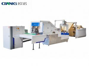 China Full Automatic Paper Bag Making Machine from China Ounuo Machinery on sale