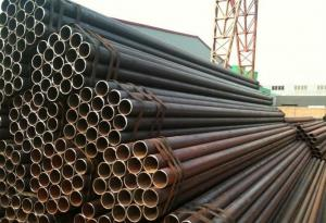 China carbon black square rectangular mild steel pipe price RHS SHS steel pipe on sale