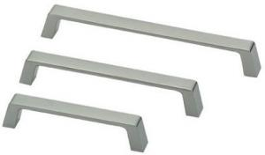 China Foggy Silver Kitchen Drawer Handles on sale