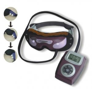 China shiatsu eye massage magnetic relax massager on sale