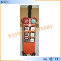 F21-E1 6 Single Step Pushbuttons Wireless Hoist Remote Control 156x61x51mm