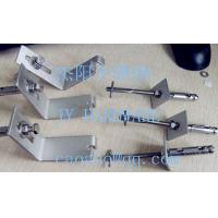 China C fixings , L SHARP .stainless steel anchor , stone cladding fixing,L anchhor,Z anchor.anchor bolt on sale