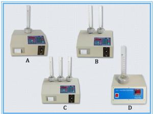 China Tapped Density Apparatus , Digital Automatic Tap Bulk Density Test Apparatus on sale