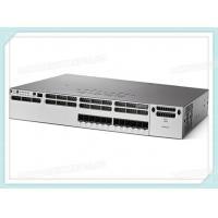 China Cisco WS-C3850-12XS-E Catalyst 3850 12 Port 10G Fiber Switch IP Services on sale