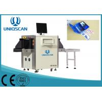 0.4 To 1.2mA X Ray Security Scanner , Conveyor Max Load 150kgs Airport Baggage Scanner