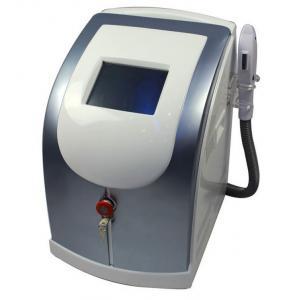 China Professional E-light IPL RF (1 - 30MHZ) Depilation Machine Water + Air + Semi + Conductor on sale