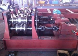 China Bending Machine For W Beam Highway Guardrail Roll Forming Machine on sale
