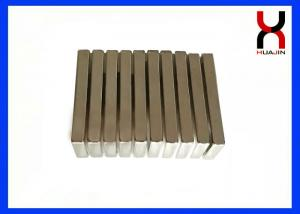 China Super Strong Spot Stock Rare Earth Magnet Block 20*10*2mm for Motor on sale