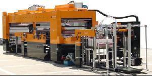 China Máquina del rollo y laminador de la película de rollo que laminan on sale