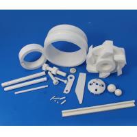 Precision CNC Machined Plastic PTFE PEEK Polycarbonate Rubber Parts Custom Machining Milling Service Supplier China