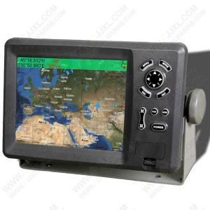 China Compatible con C-MAP max 8 trazador de GPS del LCD color on sale