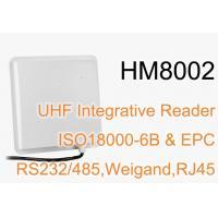 RFID UHF middle range reader (6~8m, RS232/485, weigand, customize RJ45)