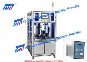 China Electric Car Battery Production Line , 18650 Lithium Battery Spot Welder Double Sided on sale