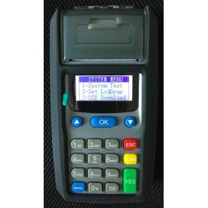 China Movotek POS Device for Lottery (Fixed Odds and Sports Betting) with Optional Silicone Case on sale