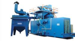 China H-beam Shot-blasting Machine HGP1018-8 on sale