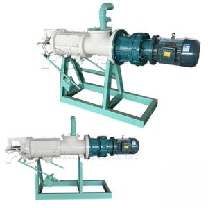 China Environmental Farm Chicken Manure Processing Equipment  Sludge Dewatering Machine on sale
