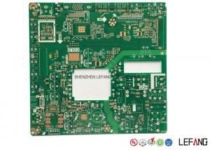 China 2 Layers FM Transmitter PCB , Communication Electronics PCB Manufacturing on sale
