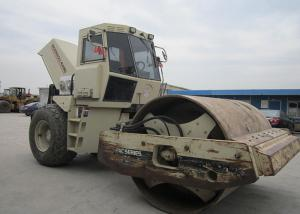China Ingersoll-Rand SD150D Used Single Drum Roller , Second Hand Vibratory Roller on sale