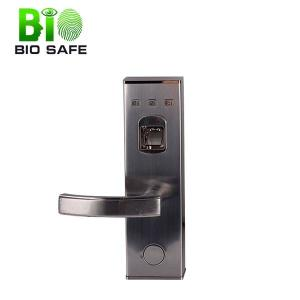 China Bio-LA702 Competitive  Price Fingerprint Electronic Safe  Door Lock on sale