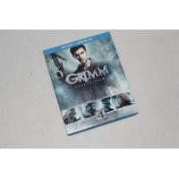 New arrivals 2016 Blue ray Grimm Season 4 5BD Blu-ray Tv series Hot sell dvd Movies