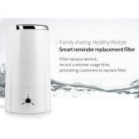 Kitchen Countertop Alkaline Water Filter System Without Power Supply Fashion Design