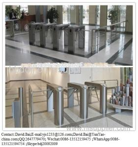China Stainless Steel Tripod Turnstile for Access Control on sale