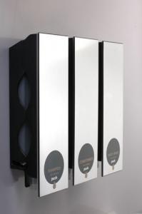 Non Refillable Shower Shampoo / Soap / Body Wash Non Drip Liquid Pump CE  Hotel Dispenser