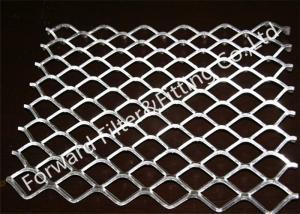 China Le diamant mesure la norme augmentée d'Astm de maille en métal d'acier inoxydable de forme on sale