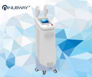 China big spot size 16*57mm SHR hair removal & skin rejuvenation machine on sale