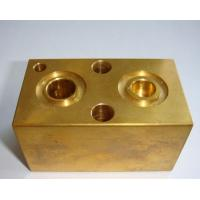 china CNC Turned Parts for Brass Pneumatic Hydraulic Accessories manufacturer
