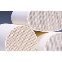 Diesel Engine Cordierite DPF Honeycomb Ceramic Diesel Particulate Filter