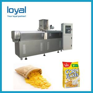 China Corn flakes,fruit loops,coco curls,breakfast cereal processing machine on sale
