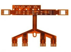 China Professional Single Sided PCB Flexible Printed Circuit Boards Custom on sale