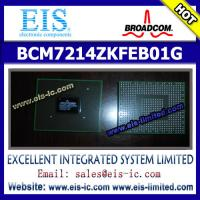 BCM7214ZKFEB - SINGLE-CHIP SATELLITE SET-TOP BOX DECODER - sales007eis-ic.com