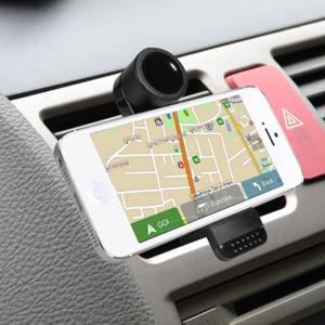 China Cellphone / GPS Car Air Conditional Outlet Air Vent Stand Cradle Holder for Note 5 on sale